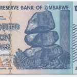 Zimbabwe Dollar USD – 100 Trillion Note Redemption News Update