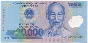 Vietnamese dong to usd rate